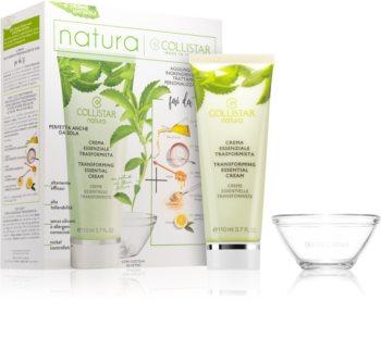 Collistar Natura Transforming Essential Cream hydratační a vyhlazující pleťový krém