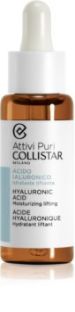 Collistar Pure Actives lifting serum za obraz s hialuronsko kislino
