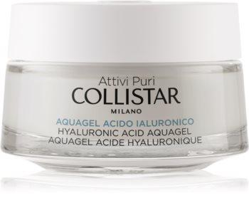 Collistar Pure Actives Hyaluronic Acid crema gel pentru hidratare. cu acid hialuronic