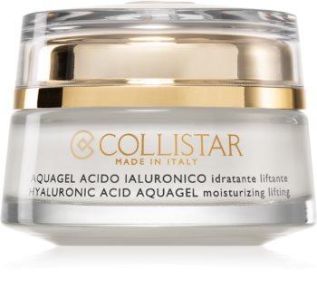 Collistar Pure Actives Hyaluronic Acid Aquagel hidratáló géles krém hialuronsavval