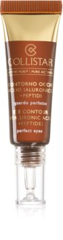 Collistar Pure Actives Eye Contour Hyaluronic  Acid+Peptides Festigende Augencreme