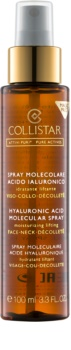 Collistar Pure Actives Hyaluronic Acid spray hialuron savval