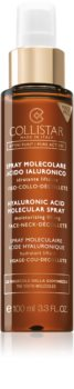 Collistar Pure Actives Hyaluronic Acid Molecular Spray спрей з гіалуроновою кислотою