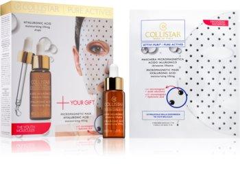 Collistar Pure Actives Hyaluronic Acid kosmetická sada pro ženy