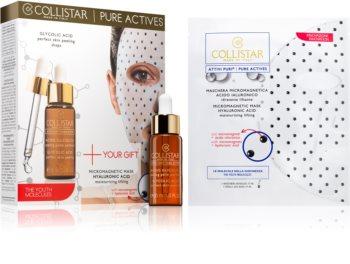 Collistar Pure Actives Glycolic Acid kosmetická sada IV. pro ženy