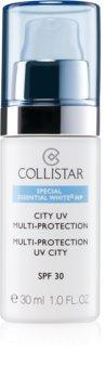 Collistar Special Essential White® HP schützende Creme gegen schädliche Umwelteinflüsse SPF 30
