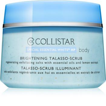 Collistar Special Essential White® HP відновлюючий пілінг з морською сіллю