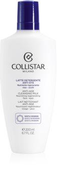 Collistar Special Anti-Age Anti-Age Cleansing Milk leite de limpeza para pele madura