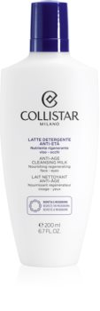 Collistar Special Anti-Age Anti-Age Cleansing Milk mlijeko za čišćenje za zrelu kožu lica