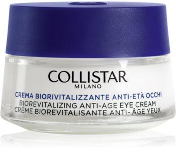 Collistar Special Anti-Age Biorevitalizing Eye Contour Cream Økologisk revitaliserende creme til øjenområdet