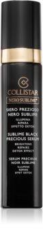 Collistar Nero Sublime® Sublime Black Precious Serum aufhellendes gesichtsserum