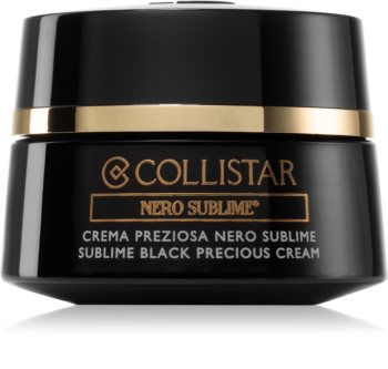 Collistar Nero Sublime® Sublime Black Precious Cream Foryngende og lysnende fugtighedscreme
