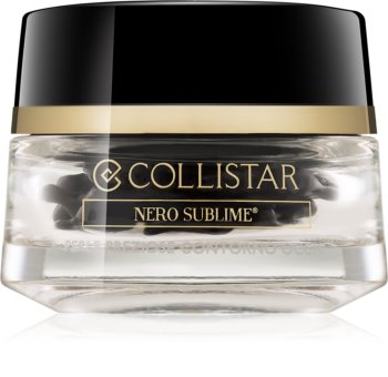 Collistar Nero Sublime® Firming Eye Serum In Capsules