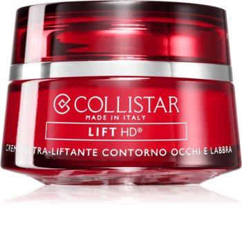 Collistar Lift HD Ultra-Lifting Eye And Lip Contour Cream cremă de ochi cu efect de lifting