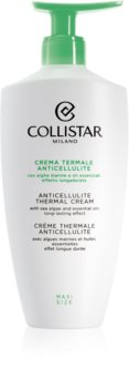 Collistar Special Perfect Body Anticellulite Thermal Cream feszesítő testkrém narancsbőrre