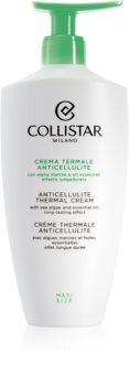 Collistar Special Perfect Body Anticellulite Thermal Cream Kiinteyttävä Vartalovoide Selluliitin Hoitamiseen