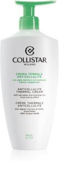 Collistar Special Perfect Body Anticellulite Thermal Cream συσφικτική κρέμα για το σώμα για την αντιμετώπιση της κυτταρίτιδας