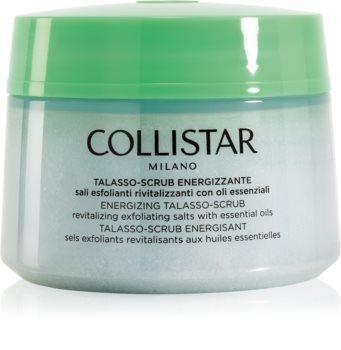 Collistar Special Perfect Body Talasso-Scrub peeling revitalizante para corpo