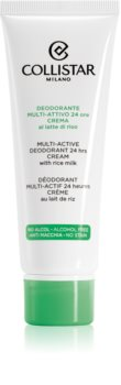 Collistar Special Perfect Body desodorizante cremoso para todos os tipos de pele