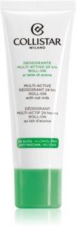 Collistar Special Perfect Body Multi-Active Deodorant 24 Hours дезодорант кульковий для всіх типів шкіри