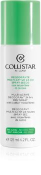 Collistar Special Perfect Body Multi-Active Deodorant 24 Hours dezodorant v pršilu
