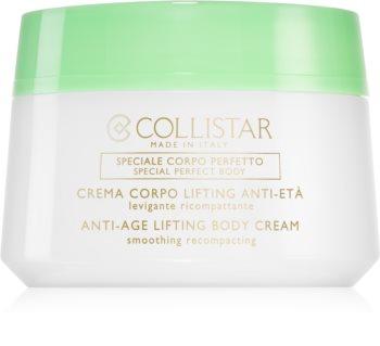 Collistar Special Perfect Body Anti-Age Lifting Body Cream feszesítő és fiatalító krém a bőr öregedése ellen