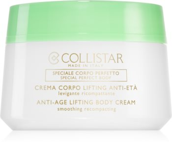 Collistar Special Perfect Body Anti-Age Lifting Body Cream spevňujúci a vyhladzujúci krém proti starnutiu pokožky