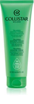 Collistar Special Perfect Body Talasso Shower Cream výživný a revitalizační sprchový krém s mořskými extrakty a esenciálními oleji