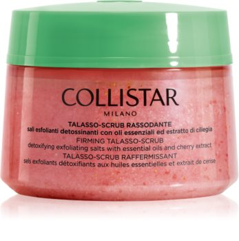 Collistar Special Perfect Body Firming Talasso-Scrub зміцнюючий пілінг для тіла