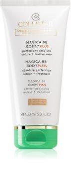 Collistar Special Perfect Body Magica BB Body Plus ВВ крем для тіла зі зміцнюючим ефектом