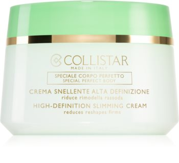 Collistar Special Perfect Body crema dimagrante corpo con sale marino