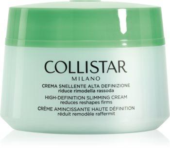 Collistar Special Perfect Body High-Definition Slimming Cream karcsúsító testápoló krém