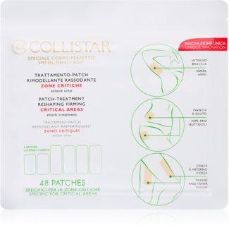 Collistar Special Perfect Body Patch-Treatment Reshaping Firming Critical Areas flasteri za preoblikovanje problematičnih dijelova tijela