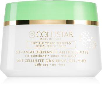 Collistar Special Perfect Body Anticellulite Draining Gel-Mud karcsúsító testgél narancsbőrre