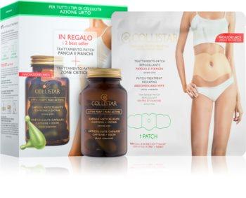Collistar Pure Actives Anticellulite Capsules Caffeine+Escin kosmetická sada I. pro ženy