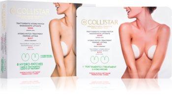 Collistar Special Perfect Body Hydro-Patch Treatment Firming Liftinf Bust feuchtigkeitsspendende Maske für die Brust