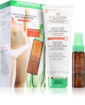 Collistar Special Perfect Body Reshaping Mud-Scrub kosmetická sada pro ženy