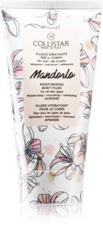 Collistar Mandorlo Moisturizing Body Fluid crème pour le corps adoucissante nutrition et hydratation