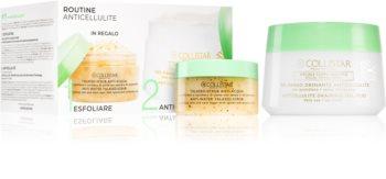 Collistar Routine Anticellulite Sæt  II. (til at behandle appelsinhud)