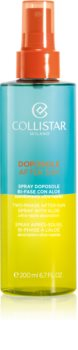 Collistar Special Perfect Tan Two-Phase After Sun Spray with Aloe olio corpo doposole