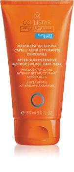 Collistar Special Hair In The Sun After-Sun Intensive Restructuring Hair Mask maseczka  do włosów narażonych na szkodliwe działanie promieni słonecznych