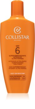 Collistar Special Perfect Tan Intensive Ultra-rapid Supertanning Treatment Sonnencreme SPF 6