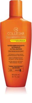 Collistar Special Perfect Tan Intensive Ultra-rapid Supertanning Treatment Aurinkovoide SPF 6