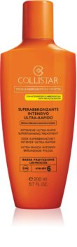 Collistar Special Perfect Tan Intensive Ultra-rapid Supertanning Treatment Solcreme SPF 6