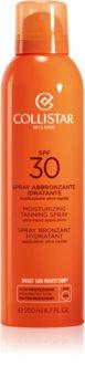 Collistar Special Perfect Tan Moisturizinig Tanning Spray Sonnenspray SPF 30
