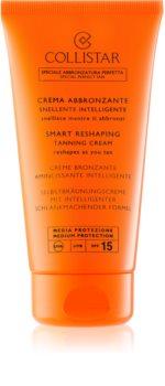Collistar Self Tanners Firming Tanning Cream SPF 15