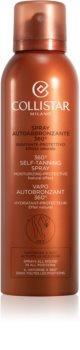 Collistar Self Tanners spray auto-bronzant