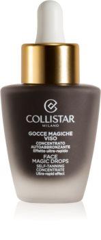 Collistar Face Magic Drops concentrato autoabbronzante viso