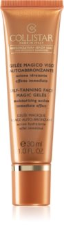 Collistar Tan Without Sunshine Self-Tanning Face Magic Gelée gel autoabbronzante per il viso