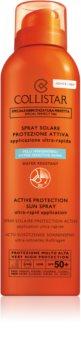 Collistar Special Perfect Tan Active Protection Sun Spray védő spray arcra és testre SPF 50+